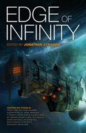 Edge of Infinity / The Road to NPS by Stephen D. Covey and Sandra McDonald